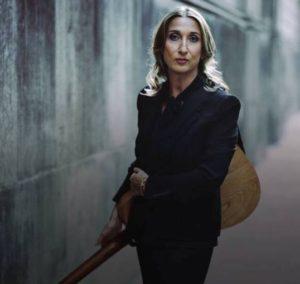 Claudia Brucken by Anton Corbijn