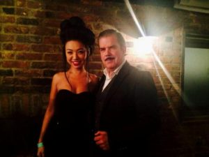 Fifi with Boris Blank