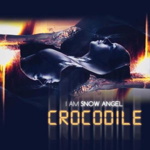 i am snow angel-crocodile