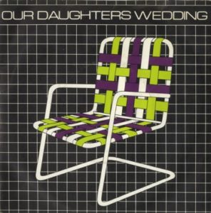 OUR DAUGHTERS WEDDING Lawnchairs