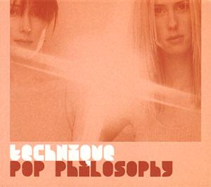 TECHNIQUE pop philosophy