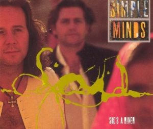 SIMPLE MINDS She's A River