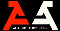 Analog Angel logo