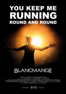 BLANCMANGE You Keep Me Running Round -portrait