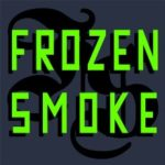 Frozen smoke
