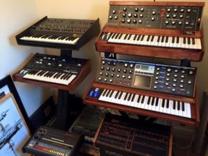 THE MOOD-Mark synths