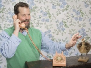 John Grant's new album, Grey Tickles, Black Pressure, comes out Oct. 9.