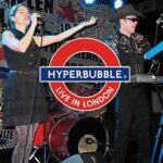 HYPERBUBBLE Live In London CD