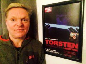ANDY BELL Torsten poster