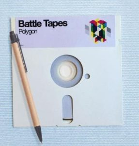 BATTLE TAPES Polygon floppy