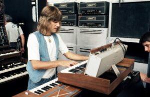 Keith Emerson Minimoog