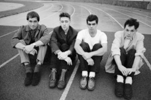 Associates-quartet