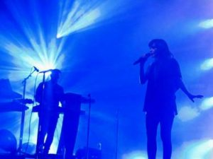 CHVRCHES Brighton2015-12