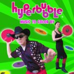 Hyperbubble Music To Colour by