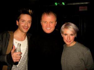 Nathan, Rusty + Sarah